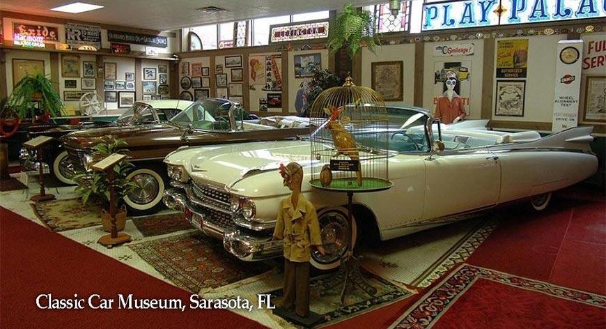 The Circus Arts Conservatory, Sarasota FL