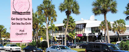 Longboat Key Shopping & Sarasota Shopping
